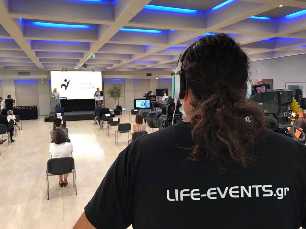 life events cameraman